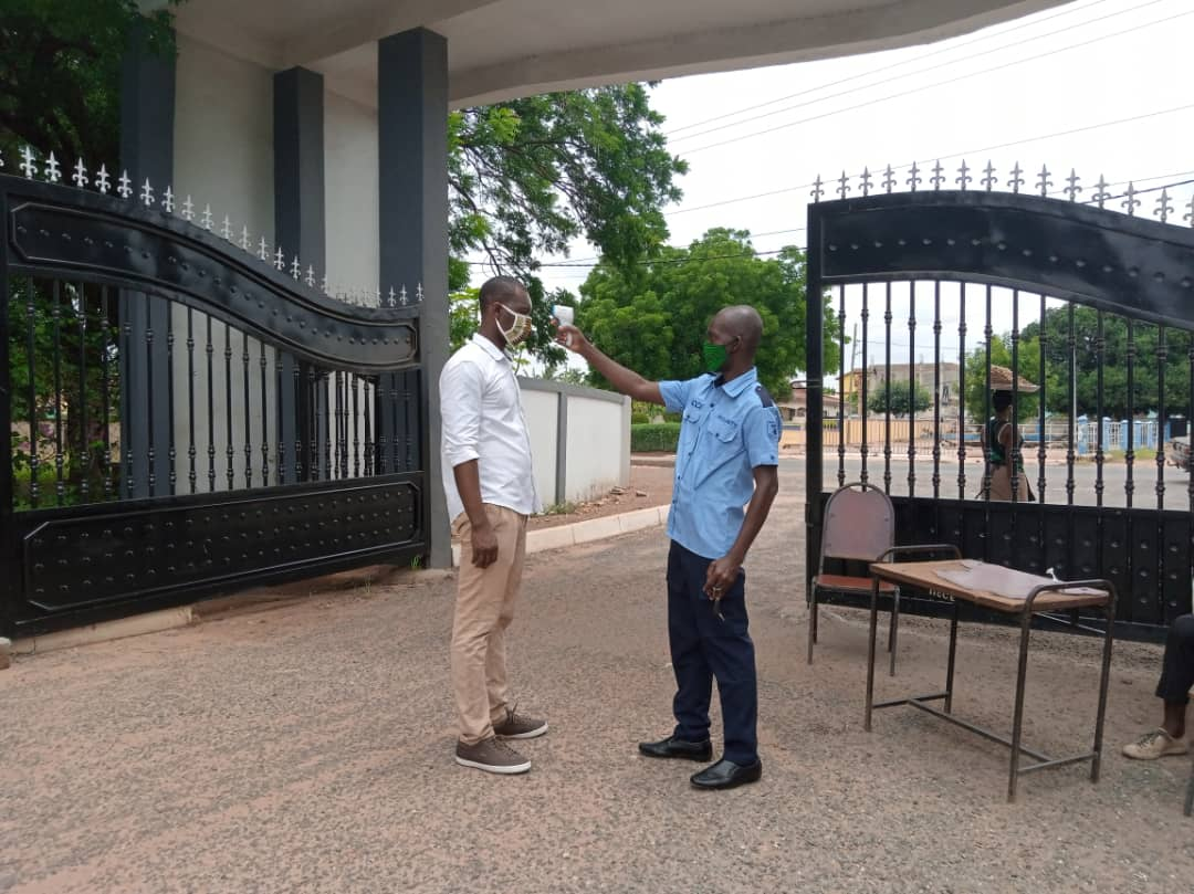 Accra College of Education Screening
