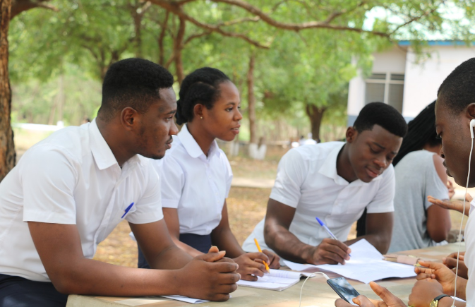 ACCRA COLLEGE OF EDUCATION STUDENTS