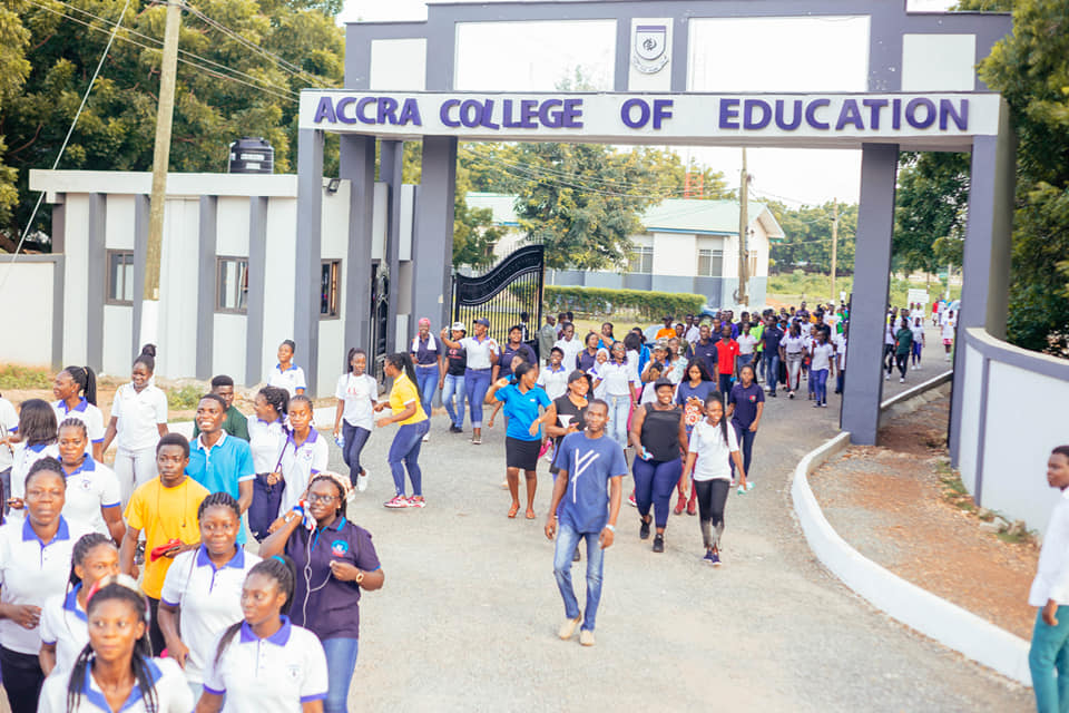 PRINCIPALS Accra Coillege of Education
