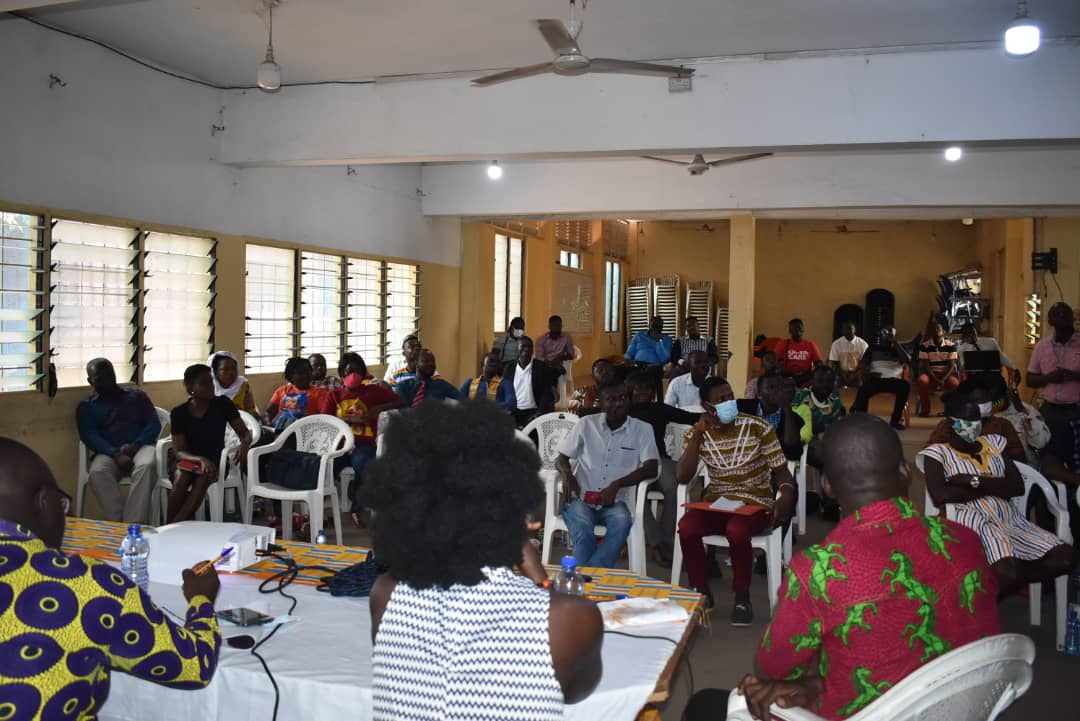 JUST IN: Unfavorable Curriculum, Lack of TLMs major causes of Poor BECE Performance of 'deaf Candidates'-Forum 3