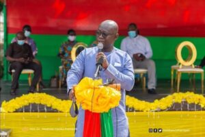 Government distributes 120 Buses to Senior High Schools in Ghana 6