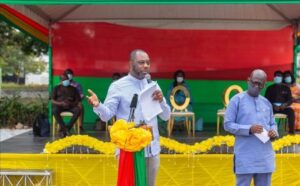 Government distributes 120 Buses to Senior High Schools in Ghana 4