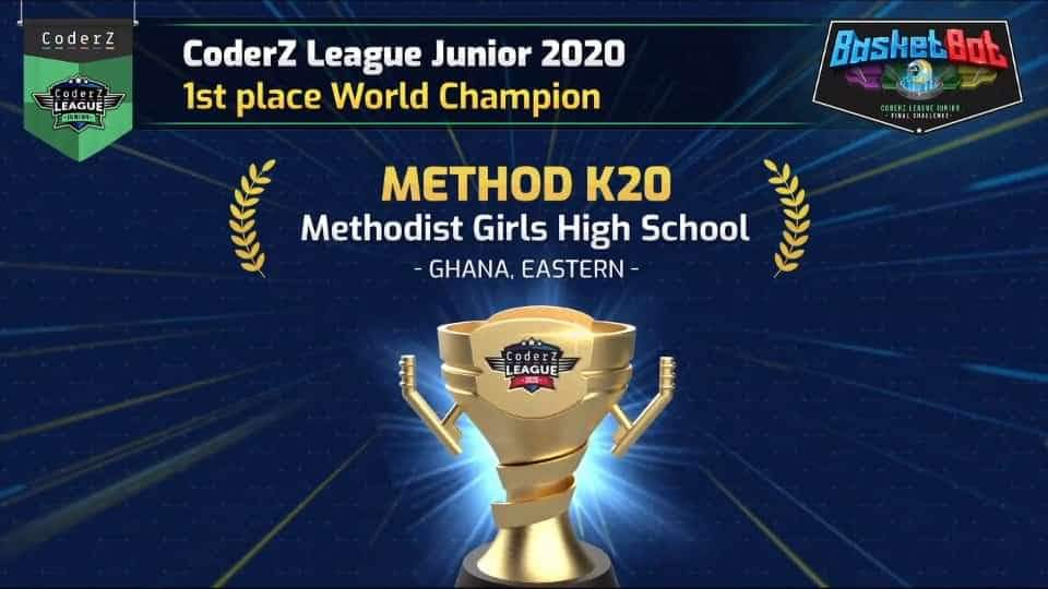 Methodist Girls High School emerges winners of 2020 World Robotic Competition for the second time 10