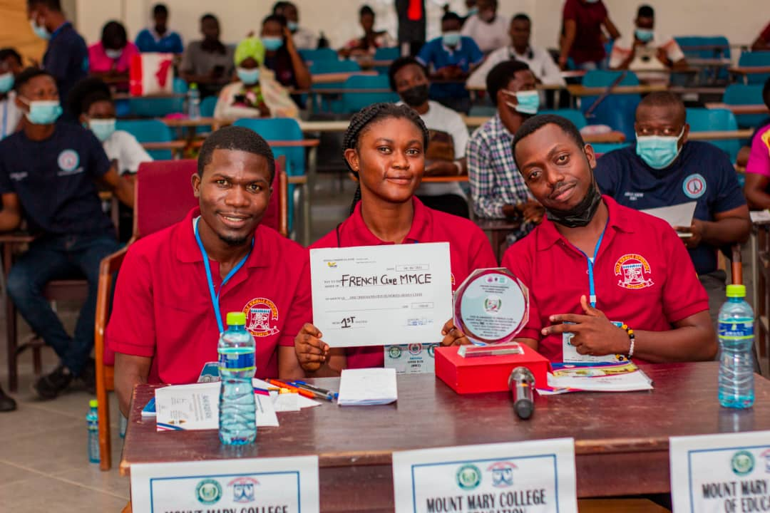 Mount Mary College of Education wins inter-university French quiz competition